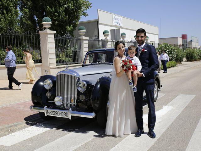 La boda de Sebastián y Raquel en Villacañas, Toledo 13