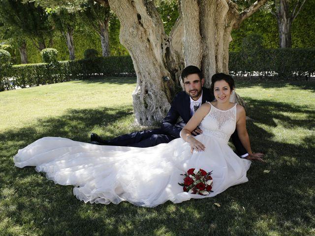 La boda de Sebastián y Raquel en Villacañas, Toledo 2