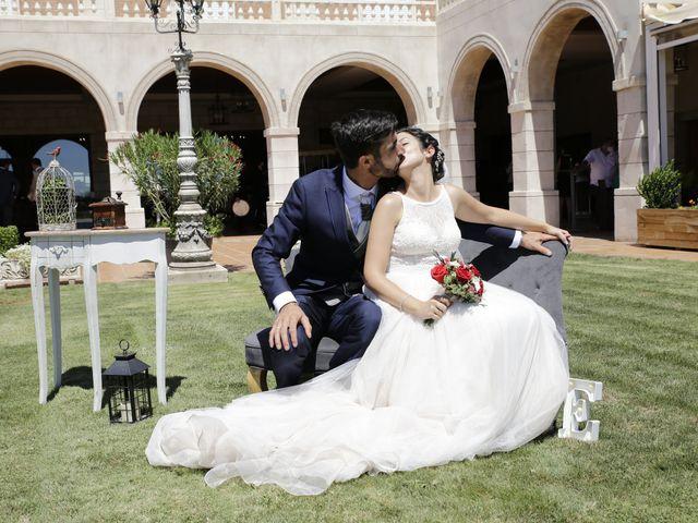 La boda de Sebastián y Raquel en Villacañas, Toledo 3