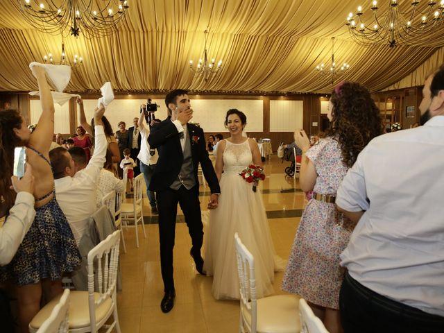 La boda de Sebastián y Raquel en Villacañas, Toledo 14
