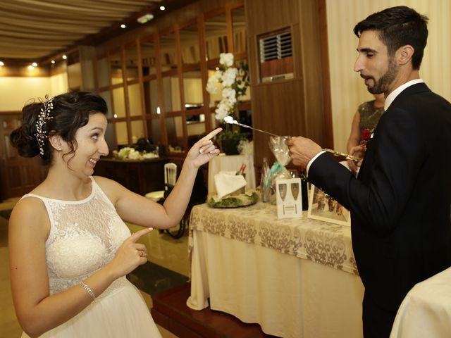 La boda de Sebastián y Raquel en Villacañas, Toledo 15