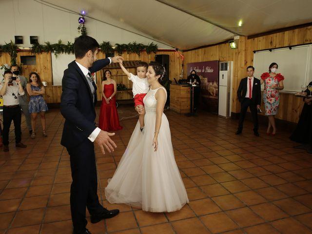 La boda de Sebastián y Raquel en Villacañas, Toledo 17