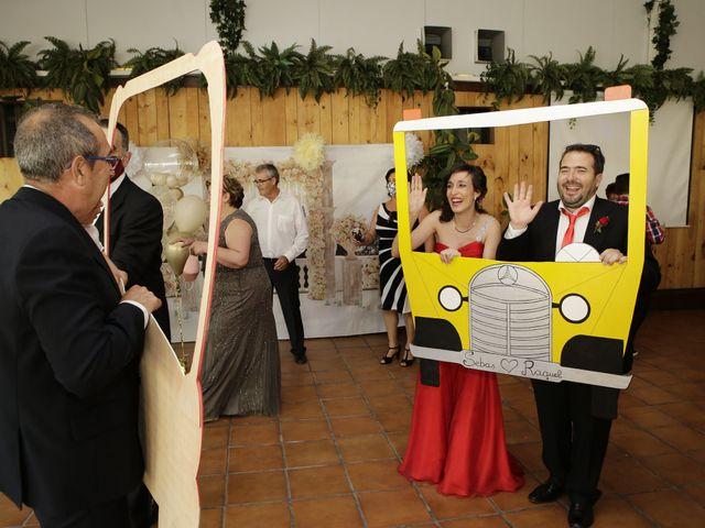 La boda de Sebastián y Raquel en Villacañas, Toledo 19
