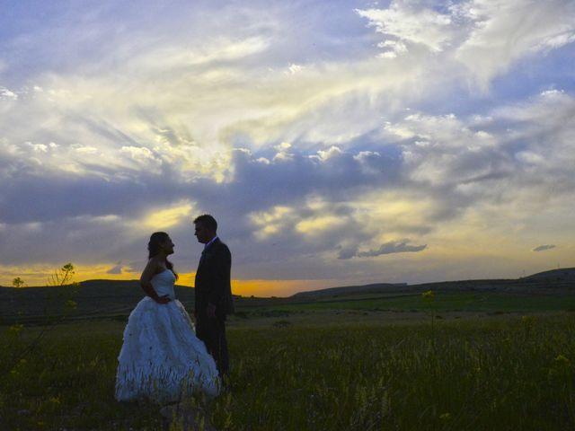 La boda de Rubén y Mary en Monreal Del Campo, Teruel 18