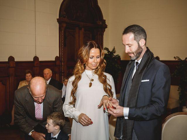 La boda de Sabi y Carlo