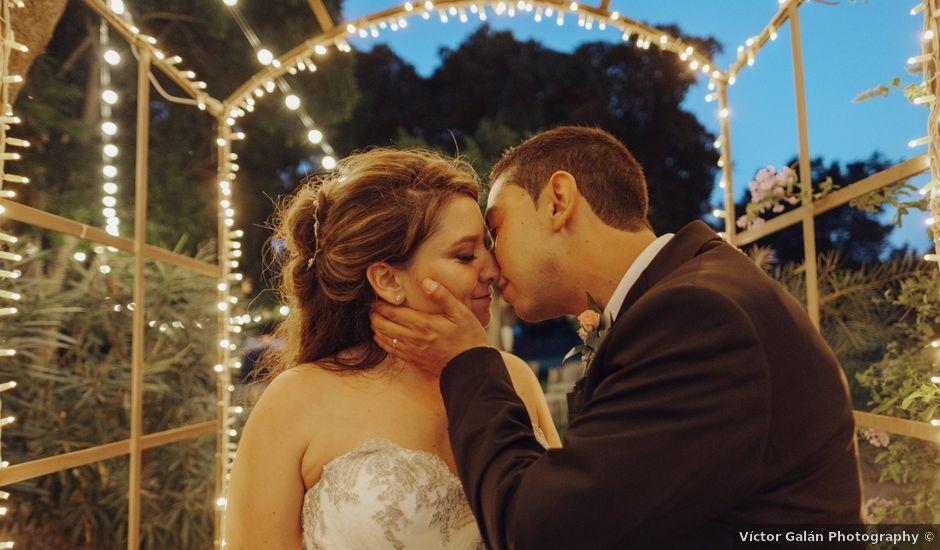 La boda de Gustavo y Beatriz en Daya Vieja, Alicante