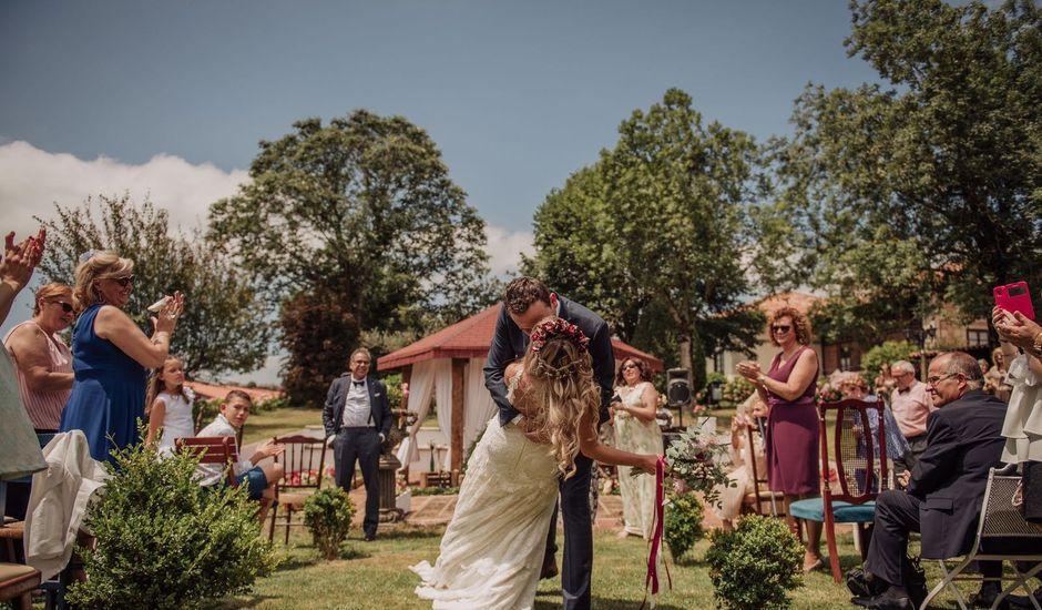 La boda de Iñaki y Saray en Quijas, Cantabria