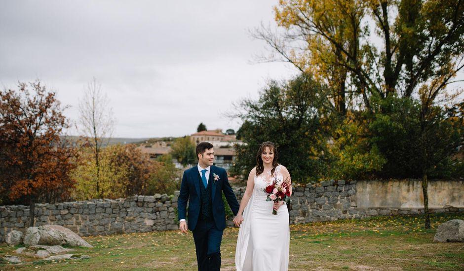 La boda de Miguel y Virginia en Ávila, Ávila