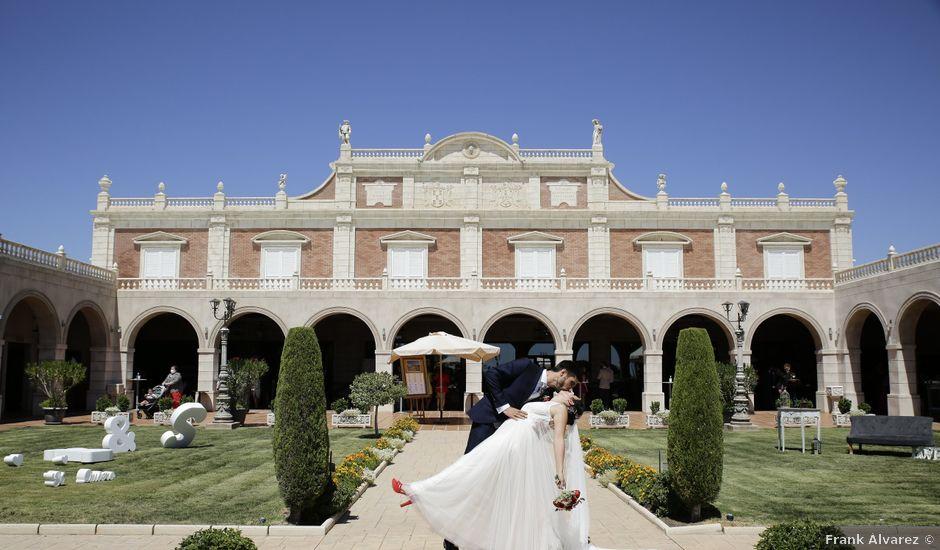 La boda de Sebastián y Raquel en Villacañas, Toledo