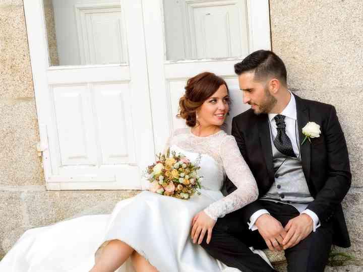 La boda de Sonia y Toni