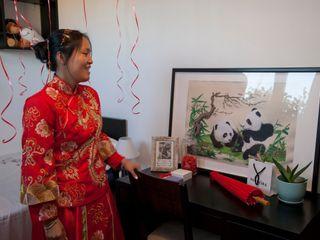 La boda de Wan Li y Pedro 3
