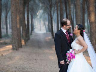 La boda de Wan Li y Pedro