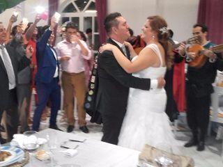 La boda de Amalia y Alfonso