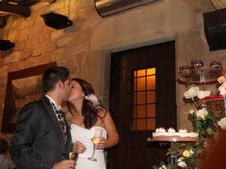 La boda de Sandra y Toni