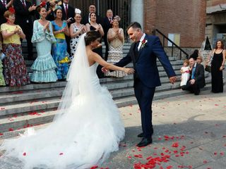 La boda de Mari y Ángel