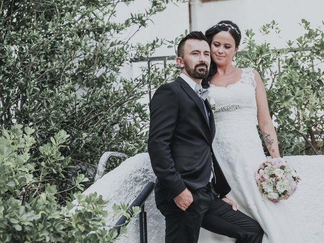 La boda de Alexandra y Ricky