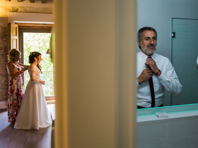 La boda de Pablo y Nora en El Escorial, Madrid 13