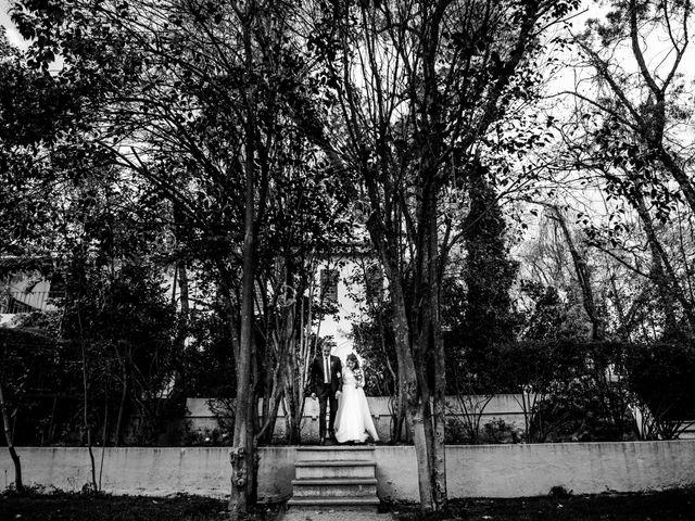 La boda de Pablo y Nora en El Escorial, Madrid 18