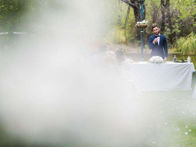 La boda de Pablo y Nora en El Escorial, Madrid 26