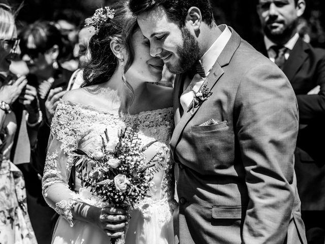La boda de Pablo y Nora en El Escorial, Madrid 30