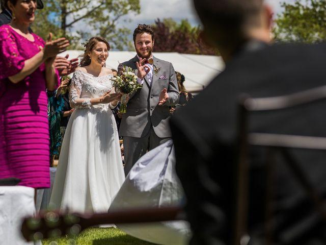 La boda de Pablo y Nora en El Escorial, Madrid 31