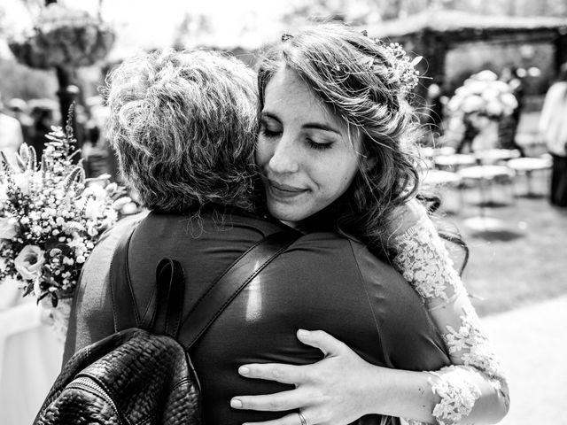 La boda de Pablo y Nora en El Escorial, Madrid 42