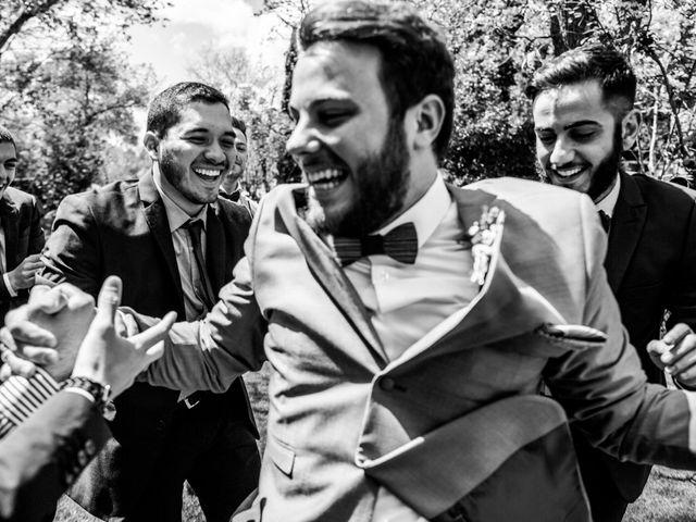 La boda de Pablo y Nora en El Escorial, Madrid 56