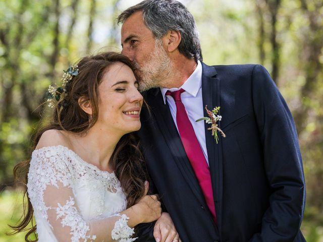 La boda de Pablo y Nora en El Escorial, Madrid 57