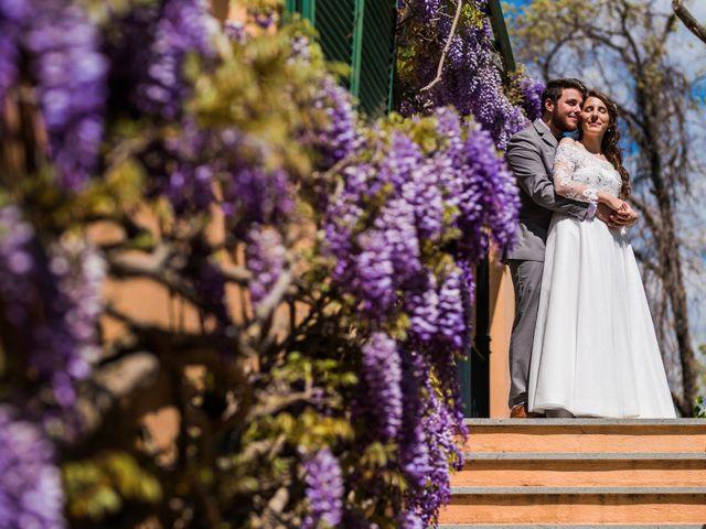 La boda de Pablo y Nora en El Escorial, Madrid 59