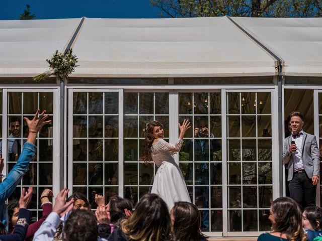 La boda de Pablo y Nora en El Escorial, Madrid 63