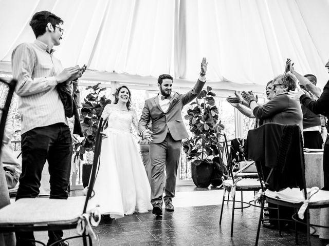 La boda de Pablo y Nora en El Escorial, Madrid 65