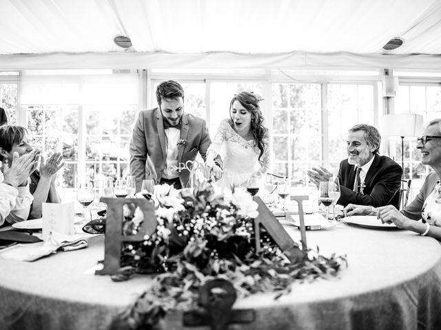 La boda de Pablo y Nora en El Escorial, Madrid 66