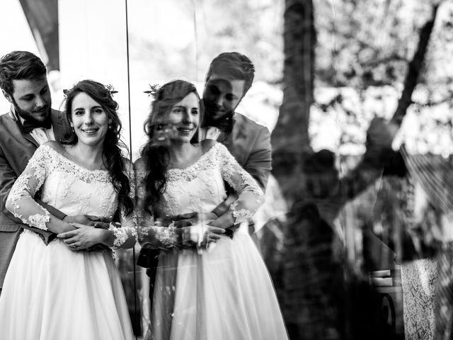 La boda de Pablo y Nora en El Escorial, Madrid 79