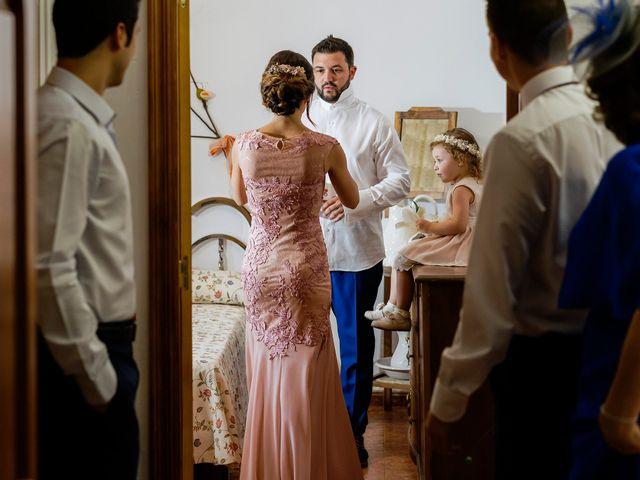 La boda de Javier y Sara en Don Benito, Badajoz 6