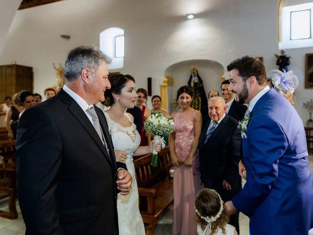 La boda de Javier y Sara en Don Benito, Badajoz 18
