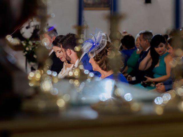 La boda de Javier y Sara en Don Benito, Badajoz 1