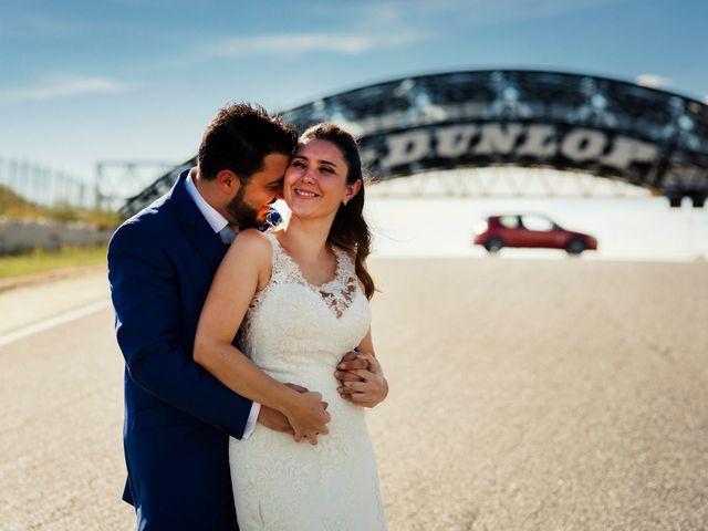 La boda de Javier y Sara en Don Benito, Badajoz 32