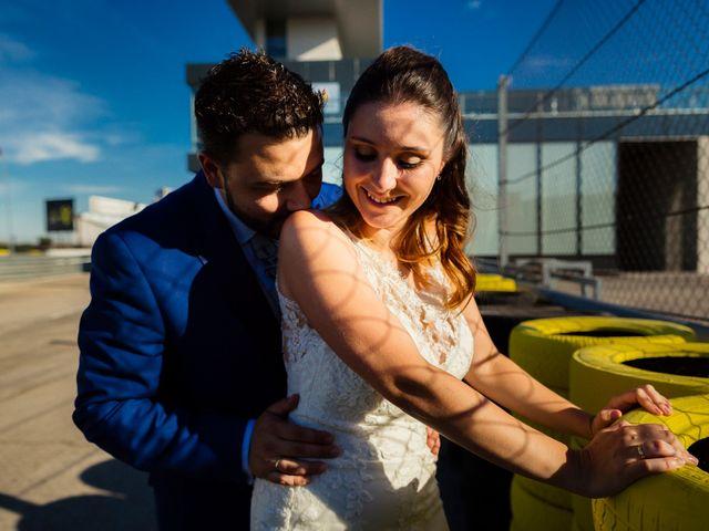 La boda de Javier y Sara en Don Benito, Badajoz 39
