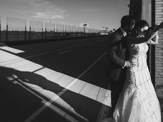 La boda de Javier y Sara en Don Benito, Badajoz 40