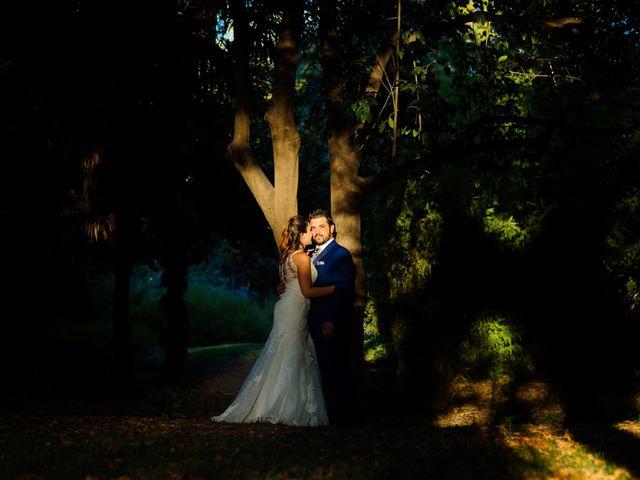 La boda de Javier y Sara en Don Benito, Badajoz 45