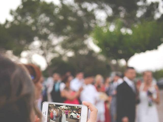 La boda de Juanma y Laura en Muro, Islas Baleares 11