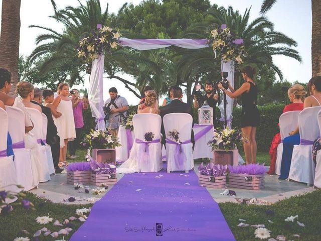 La boda de Juanma y Laura en Muro, Islas Baleares 30