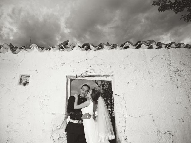 La boda de Mª Isabel y David