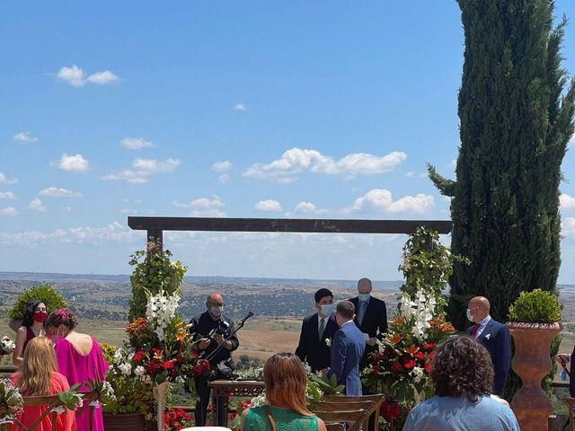 La boda de Raquel y Aitor en Colmenar Viejo, Madrid 2