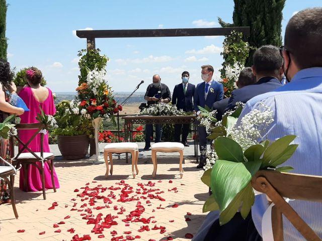 La boda de Raquel y Aitor en Colmenar Viejo, Madrid 1