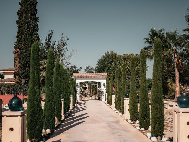 La boda de Lucas y Sandra en Mutxamel, Alicante 1