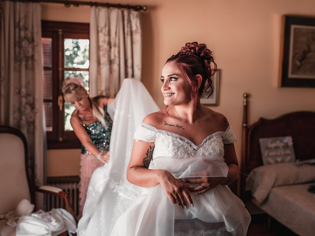 La boda de Lucas y Sandra en Mutxamel, Alicante 41