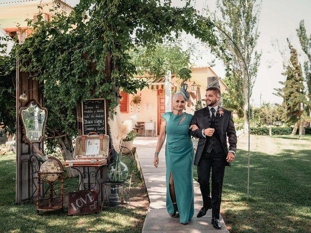 La boda de Lucas y Sandra en Mutxamel, Alicante 61