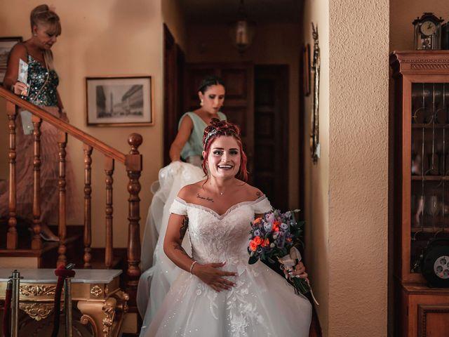 La boda de Lucas y Sandra en Mutxamel, Alicante 65