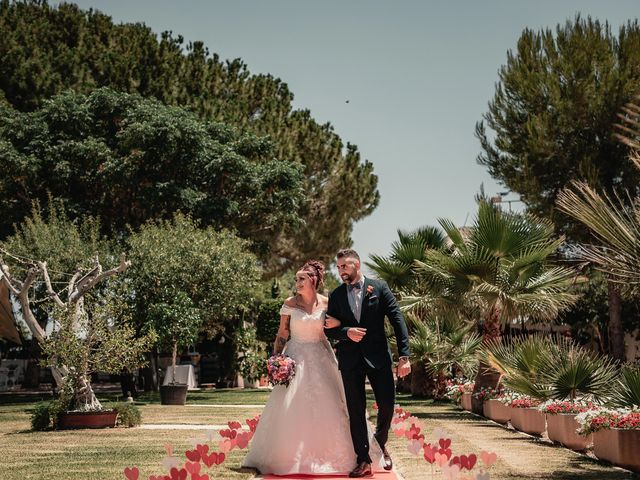 La boda de Lucas y Sandra en Mutxamel, Alicante 66